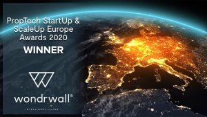 PropTech 2020 Award Winners